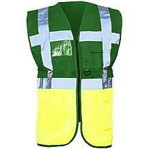 Yoko - Gilet Alta Visibilità Multi-Tasche