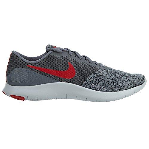Uk Grigio Esecuzione Da Corsa Scarpe Flessibili Nike Grigio Contatti Uomo pfTzS