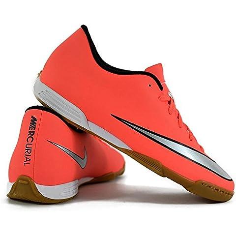 Nike Mercurial Vortex II IC Botas de fútbol, Hombre