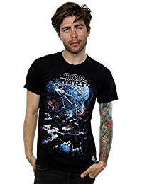 Hombres - Official - Star Wars - T-Shirt (XL)
