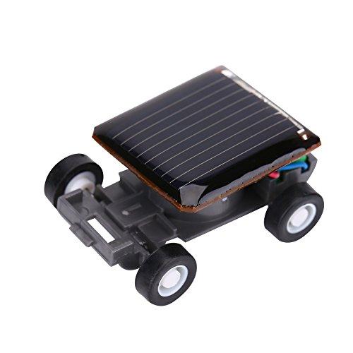 VGEBY1 Kid Spielzeugauto, Lernspielzeug Mini Solar Power Auto Kinder Gehirntraining Kit Technologie Solar-auto Kits