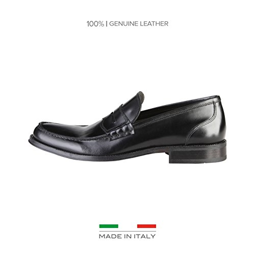 MADE IN ITALIA Mocassino Shoes NERO EU 43