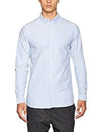 SELECTED HOMME Herren Businesshemd Shhonevince Shirt Ls Sts