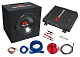 Renegade Bass X L XLR Auto-Lautsprecher Kit Auto–KFZ-Lautsprecher (XLR, 550W)