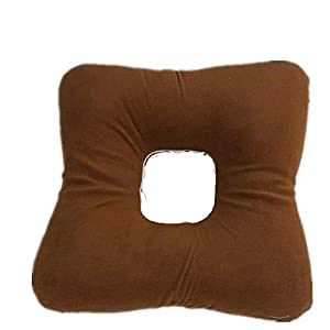 Sunshine Demontage und WaschType Hemorrhoids Pad, Thick Cotton Wool Type Medical Rollchair Cushion Body Position Pad