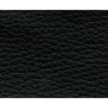 0,50 METROS de Polipiel para tapizar, manualidades, cojines o forrar objetos. Venta de polipiel por metros. Diseño Foamizada Júpiter Color Negro ancho 140cm