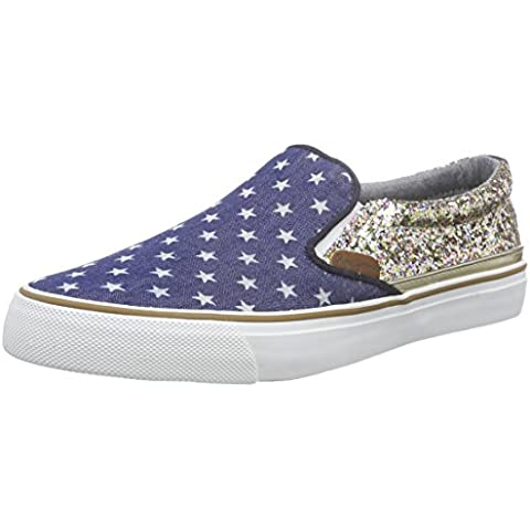 Pepe Jeans London Alford Party Stars - Slip-On Mujer
