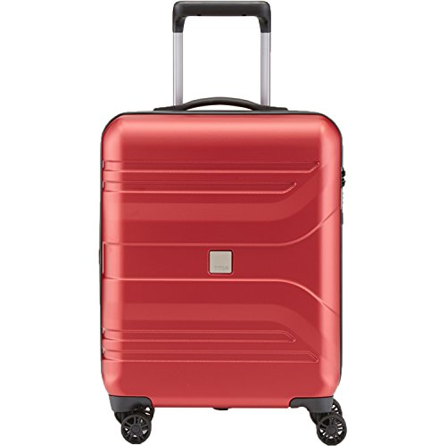 "TITAN Valise trolley ""Prior"" avec 4 roues rouge Koffer, 55 cm, 40 liters, Rot (Rouge)"