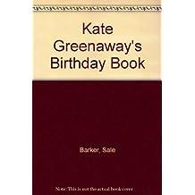 Kate Greenaways Birthday Book