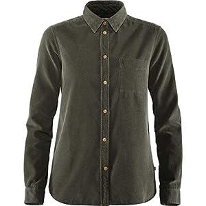 FJALLRAVEN Damen Övik Cord Shirt W Hemd