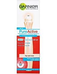 Garnier Pure Active 2in1 Tinted Spot Roll-on (Fair Skin)