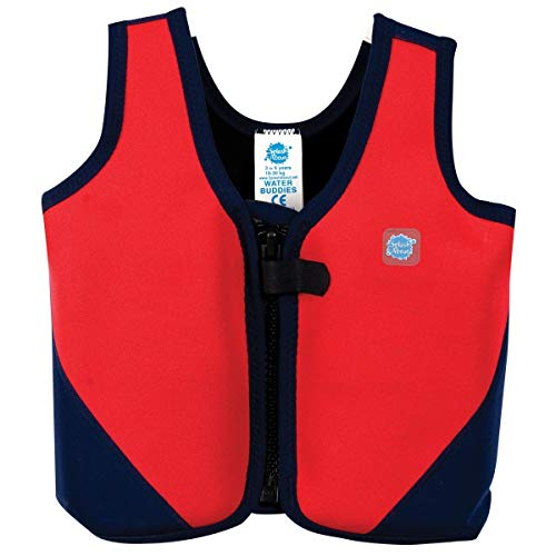 413jLbCQeWL. SS500  - Splash About Kids Neoprene Float Jacket with Adjustable Buoyancy