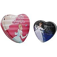 Preisvergleich für Disney Princess Herz Geformte Boxen Set von 2Cinderella