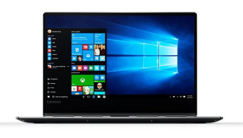 Lenovo YOGA 910 35,31cm (13,9 Zoll Ultra HD) Convertible Ultrabook (Intel Core i7-7500U, 3,5GHz, 16GB RAM, 1TB SSD, Intel HD Grafik 620, Touch, Windows 10 Home) grau