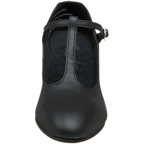 Capezio, Scarpe da ballo donna, Nero (nero), 5.5L UK / 39 EU Nero (nero)