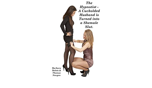 Hypnotize husband pantyhose