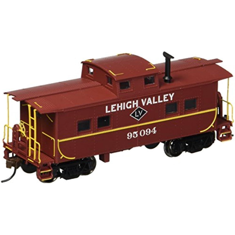 Bachmann Industries Lehigh Lehigh Lehigh Valley # 95094 Northeast Caboose en Acier (échelle Ho Train) ec5b99
