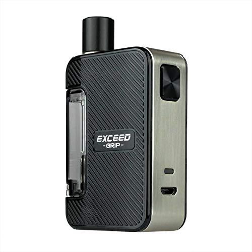 Joyetech Exceed Grip Kit 1000 mAh, Pod-System 3,5 ml / 4,5 ml, Riccardo e-Zigarette, schwarz