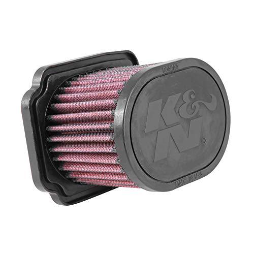 K&N YA-7006 Luftfilter, Rot ()