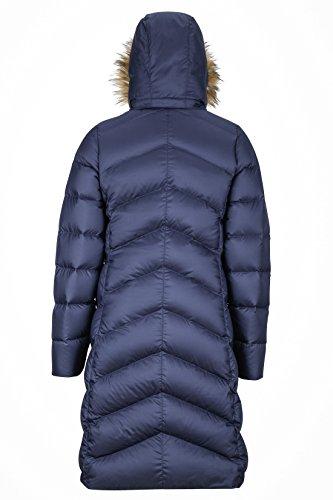 Marmot Damen Wm's Montreaux Coat Daunenmantel , Blau (Midnight Navy), XS - 4