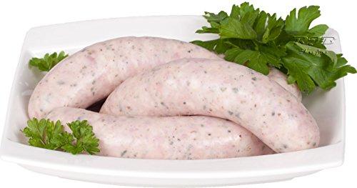 Waldfurter Schlesische Weißwurst gebrüht 0,8 Kg | Ohne Zusatzstoffe!