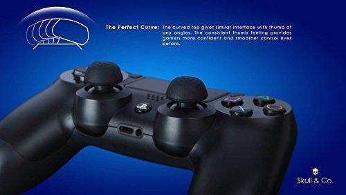 PS4 Controller Thumbsticks Aimassist CQC ELITE Grip Cap Erhöhung 100er Präzi Psp-controller Grip