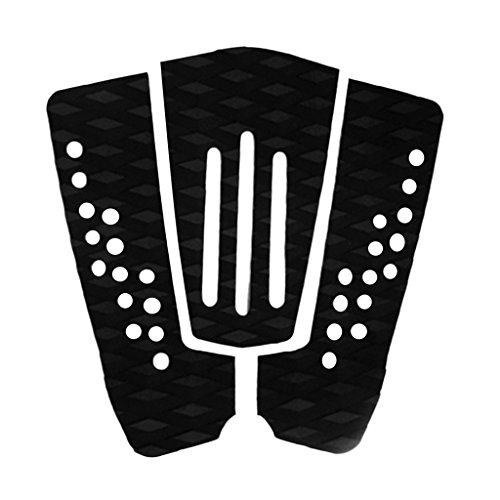 Descripción:       - Diamante ultra ligero ranurado    - Adhesivo antideslizante y fácil de instalar     - Patín de cola con bordes biselados     - Usted puede colocar esta almohadilla de tracción de 3 piezas como desee     - Será una decorac...