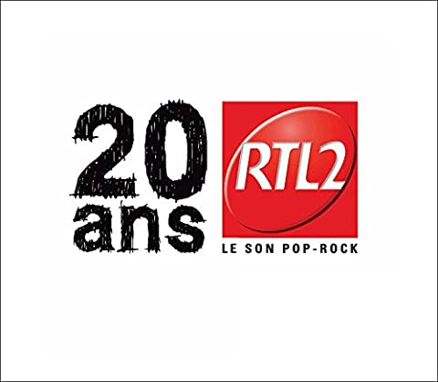 20 Ans Rtl2 le Son Pop-Rock