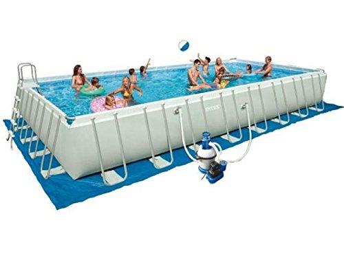 Intex 28372 Ultra Frame Pool 975x488x132cm