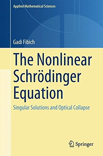 The Nonlinear Schrödinger Equation: Singular Solutions and Optical Collapse (Applied Mathematical Sciences)