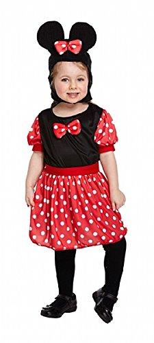 Maus Mädchen Kleinkinder -