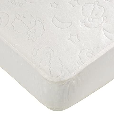 Babies R Us Quilted Crib Mattress Pad by Babies R Us
