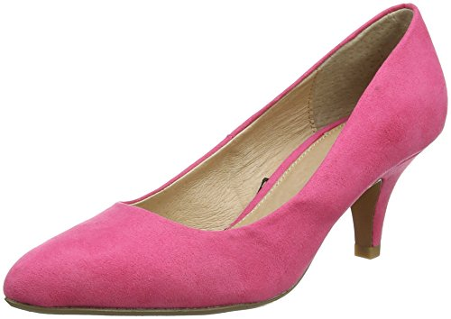 Lotus Damen Clio Pumps, Purple (Fuchsia Patent), 42 EU