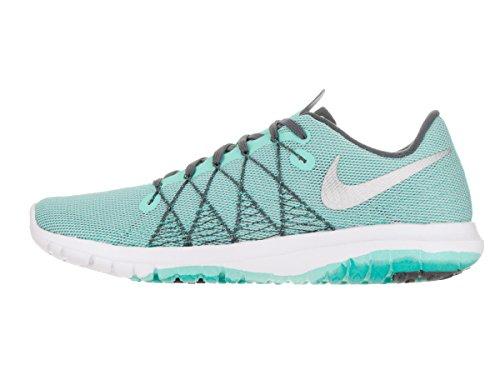 Nike Damen 819135-300 Trail Runnins Sneakers, Blau Türkis