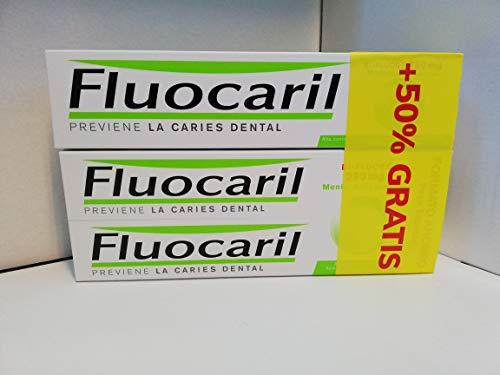 Fluocaril Bi-fluore pack 3x125 mililitros