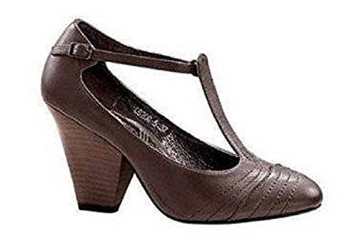 CHILLANY  Pumps, Escarpins pour femme Marron - Marron