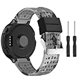 Garmin Forerunner 235 bracelet,YaYuu Watch Band flexible en impression silicone...
