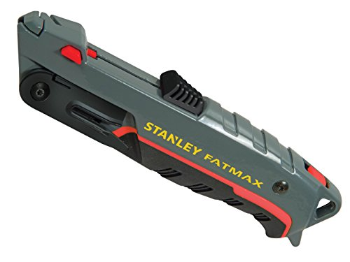 Stanley Tools ZSTA-0-10-242 FatMax Safety Knife Test