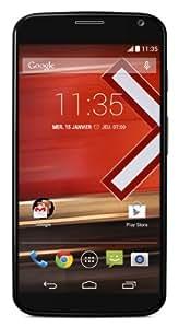 Motorola X Smartphone débloqué 4G (Ecran: 4.7 pouces - 16 Go - Android 4.4 KitKat) Noir