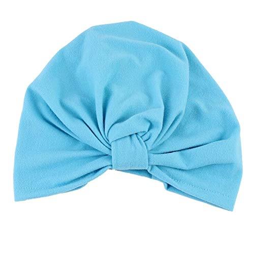 Fang-denghui, Neue Baby Hut Herbst Winter Baby Beanie Hüte Warme Nette Baumwolle Kleinkind Cap Kinder Kinder Neugeborenen Kleidung Zubehör Hut (Color : Blue) (Cheetah Für Kleidung Kinder)