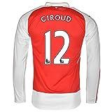 Puma Giroud # 12 Arsenal Home Trikot 2015/2016 Langarm (L)
