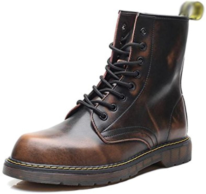 Comodit¨¤ Comodit¨¤ Comodit¨¤ invernale per uomo con stivali Martin impermeabili alla caviglia , 46 | Spaccio  61d161