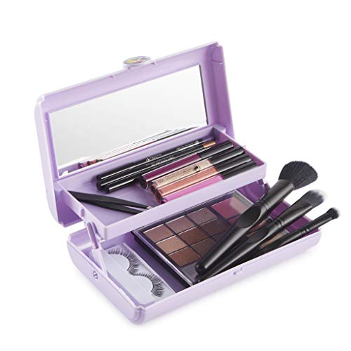 Caboodles CAB56064A Take It Touch-Up Retrotasche (Caboodles Große Make-up Fall)
