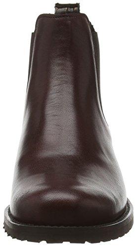 Bunker Booty, Stivali a metà polpaccio con imbottitura leggera Donna Marrone (Cognac)