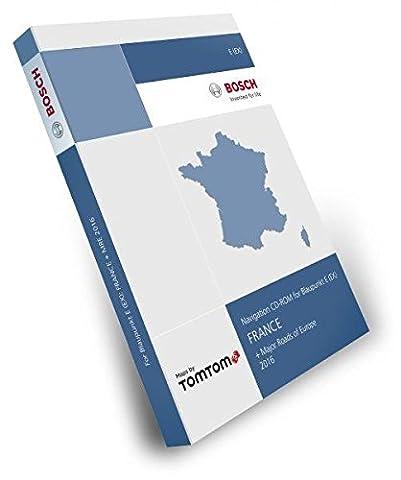 Teleatlas Tele Atlas CD Frankreich + MRE 2016 für TP E (EX)