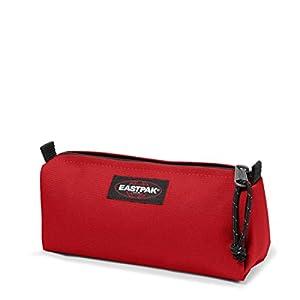 413jiHQ0ZCL. SS300  - Eastpak-Benchmark-L-Single-Estuches-25-cm-Apple-Pick-Red