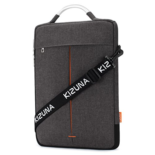 "KIZUNA Laptop Tasche Hülle Schultertasche 13 Zoll Wasserdicht Notebook Sleeve Bag Für 13.3"" Notebook/MacBook Air 