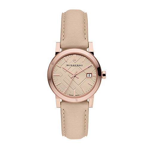 Damenuhr Burberry BU9109 The City Nude