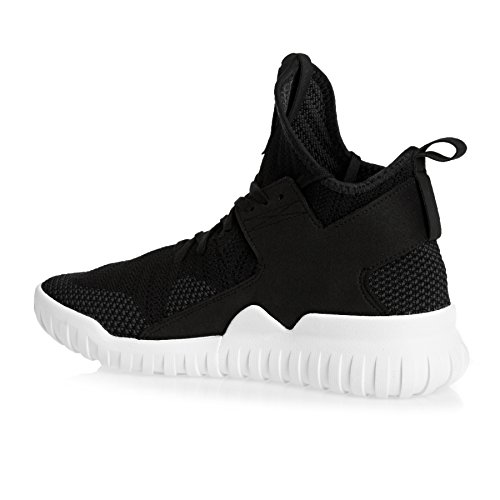 Adidas Originals Trainers - Adidas Originals Tubular X PK Trainers - Core Black/Grey Black