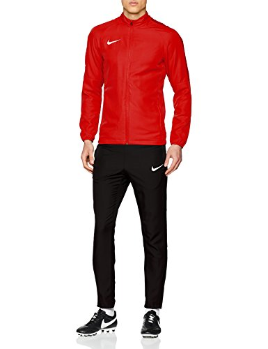 Nike Herren Dry Academy 18 Trainingsanzug, Rot (Red/White/657), Gr. S